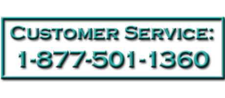 Customer Service: 1-877-501-1360